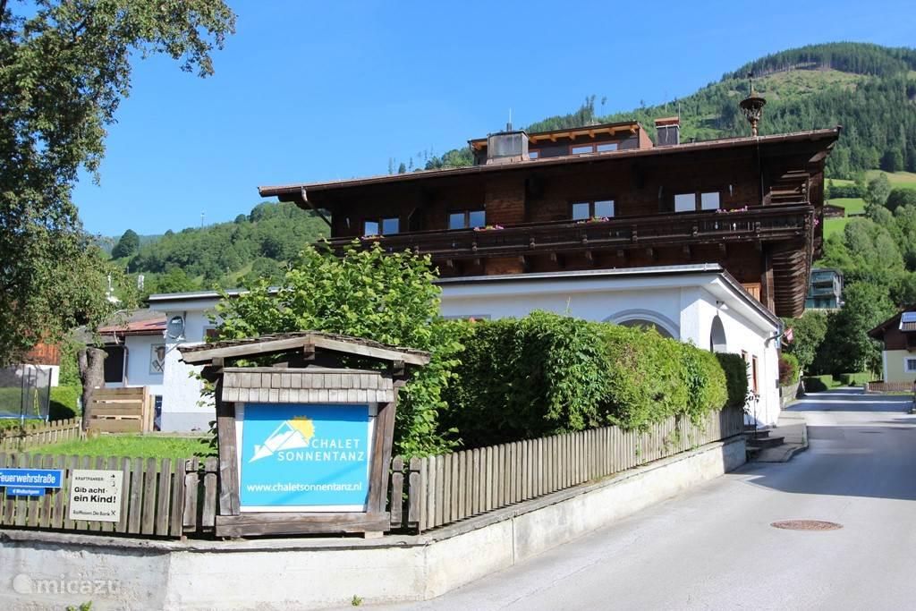 Vakantiehuis Oostenrijk, Salzburgerland, Piesendorf Appartement Chalet Sonnentanz - Appartement 8