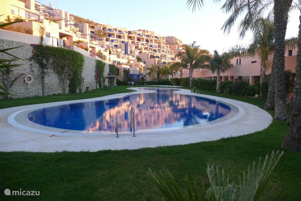 Vakantiehuis Spanje, Costa de Almería, Mojácar appartement Casa Atalaya