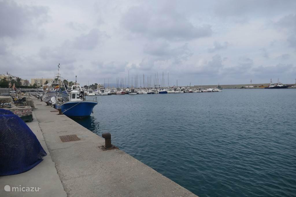vissershaven garrucha
