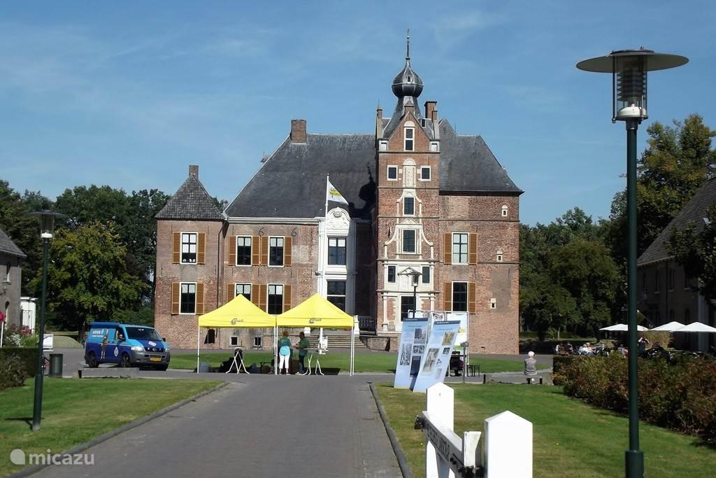Kasteel de Cannenburg in Vaassen
