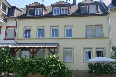 Vacation rental Germany – apartment Haus Moselle Glance