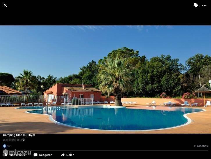 Vacation rental France, Languedoc-Roussillon, Argeles-sur-Mer - chalet Le Nid