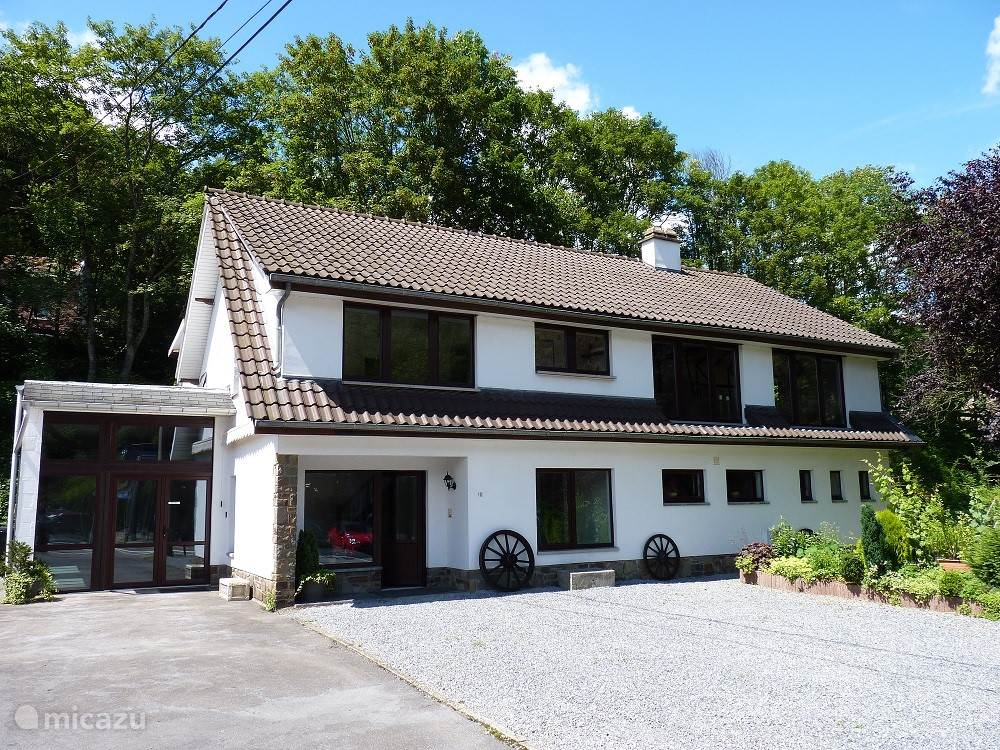 Very comfortable villa just outside the city center of Aywaille