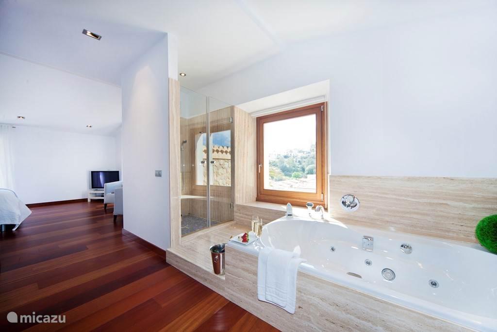 En-suite slaapkamer 4