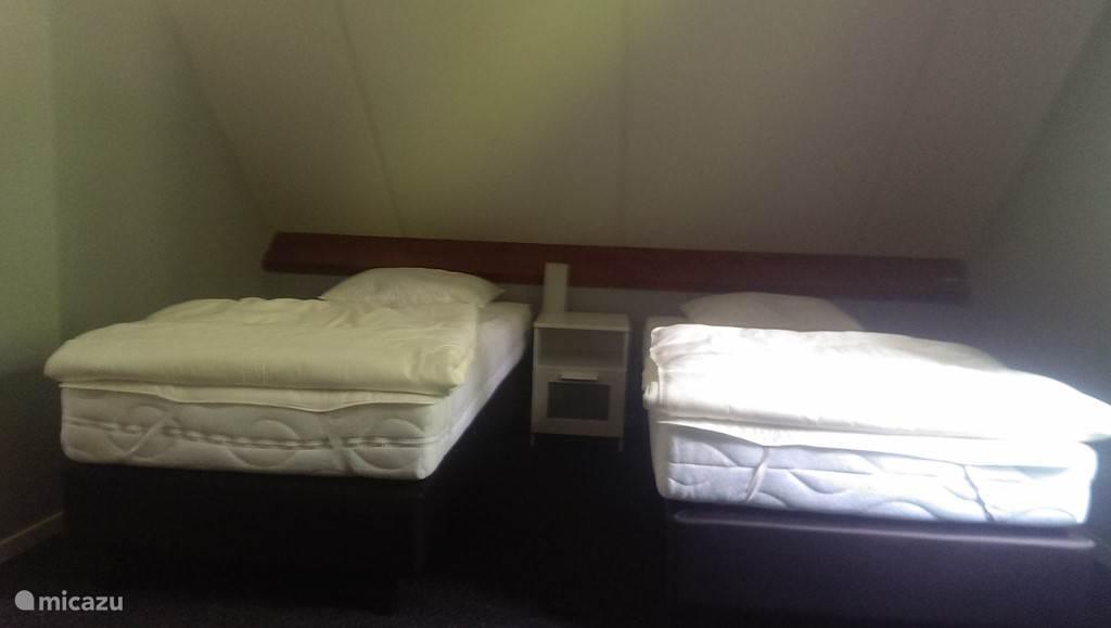 Slaapkamer boven 2x