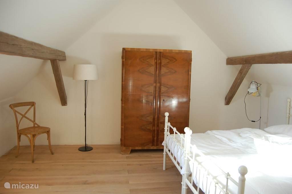Slaapkamer op de etage