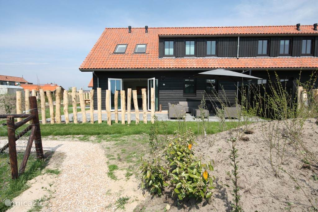 Vakantiehuis Nederland, Ameland, Buren - geschakelde woning Kooizicht