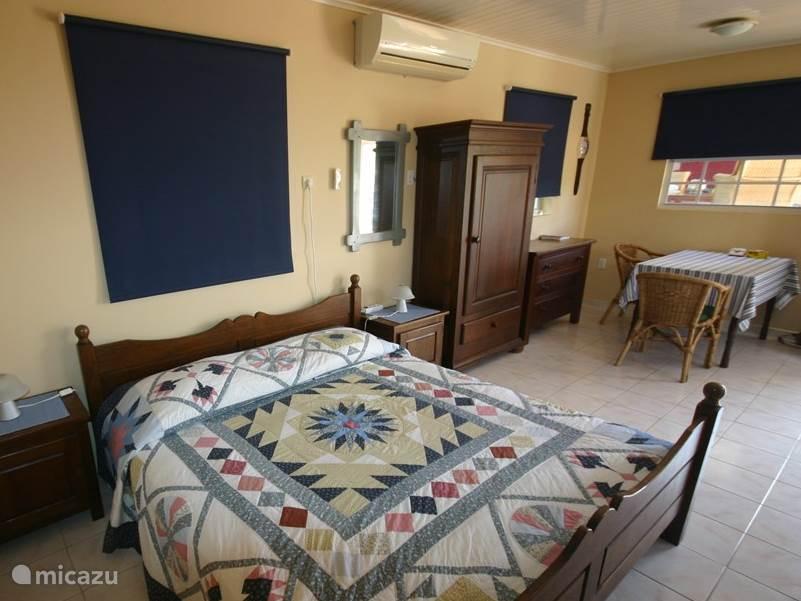 Vakantiehuis Curacao, Banda Ariba (oost), Mambo Beach Studio Mango Suite Apartment