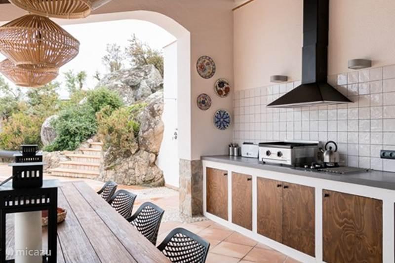 Vakantiehuis Spanje, Costa Brava, Calonge Villa Villa Domallyse