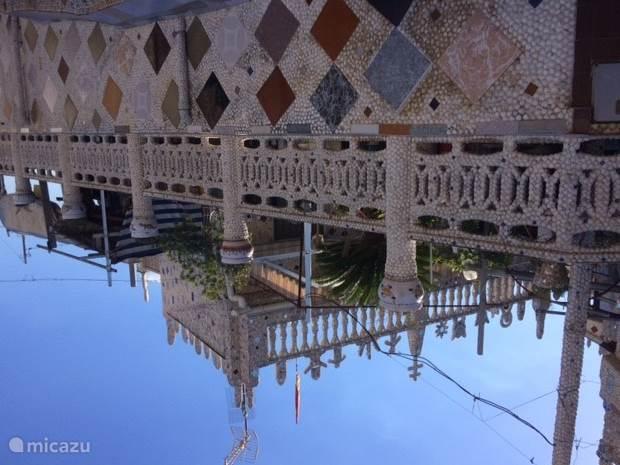 Schelpenhuis in Rojales