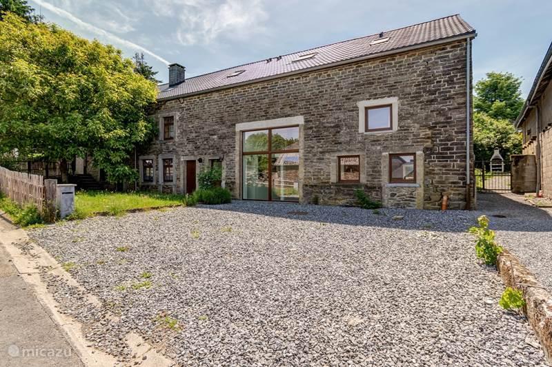 Vakantiehuis België, Ardennen, Gedinne Villa Maison Matan