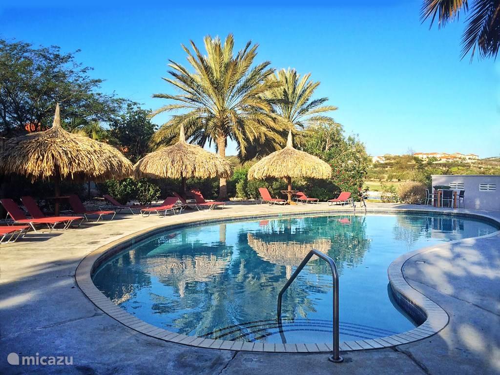Vakantiehuis Curaçao, Curacao-Midden, Blue Bay - villa Bonita Vista Villas - Ocean View