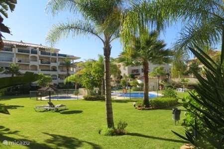 Vakantiehuis Spanje, Costa del Sol, Mijas Costa appartement Vakantiehuis Andalusië