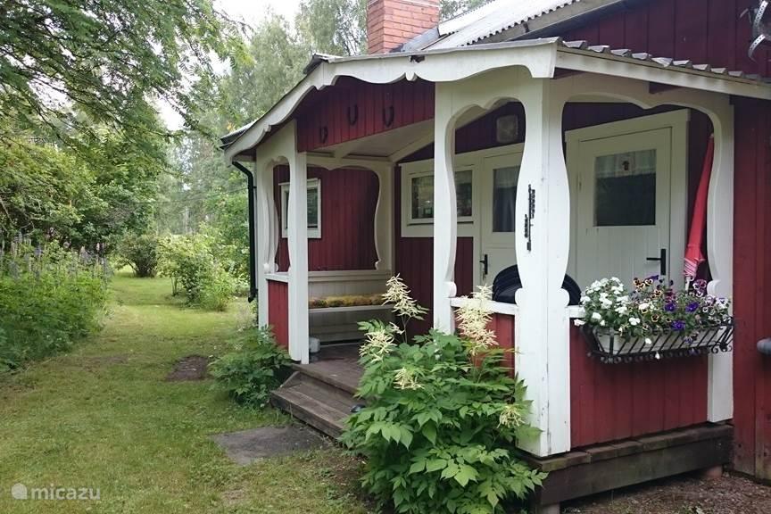 Vakantiehuis Zweden, Värmland, Lesjöfors Vakantiehuis Lillstugan