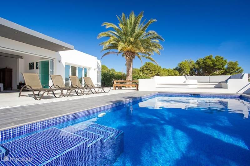 Vakantiehuis Spanje, Costa Blanca, Moraira Villa Moderne Villa in Moraira