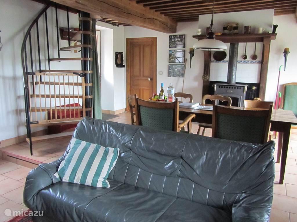 Vakantiehuis Frankrijk, Nièvre, Ouroux-en-Morvan Vakantiehuis La Jolie Fermette