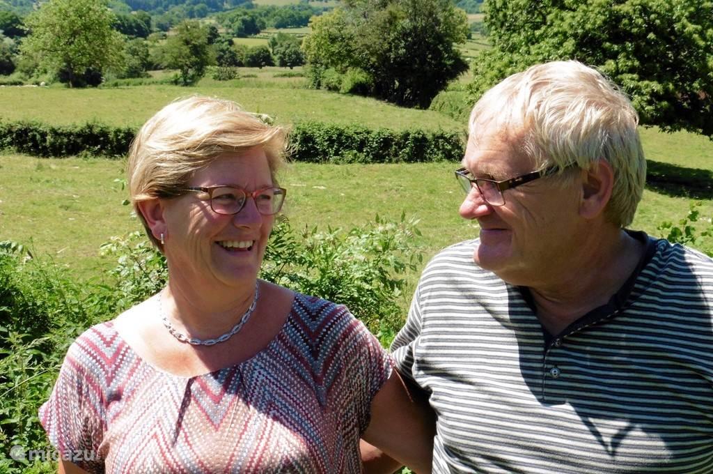 Beert en Sita Bakker