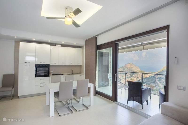 Vakantiehuis Italië, Sicilië, Cefalù Appartement Il Gelsomino