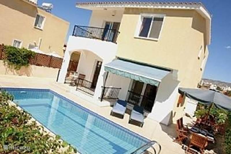Vakantiehuis Cyprus, Paphos, Paphos Villa Villa Emba