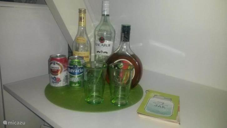 De minibar