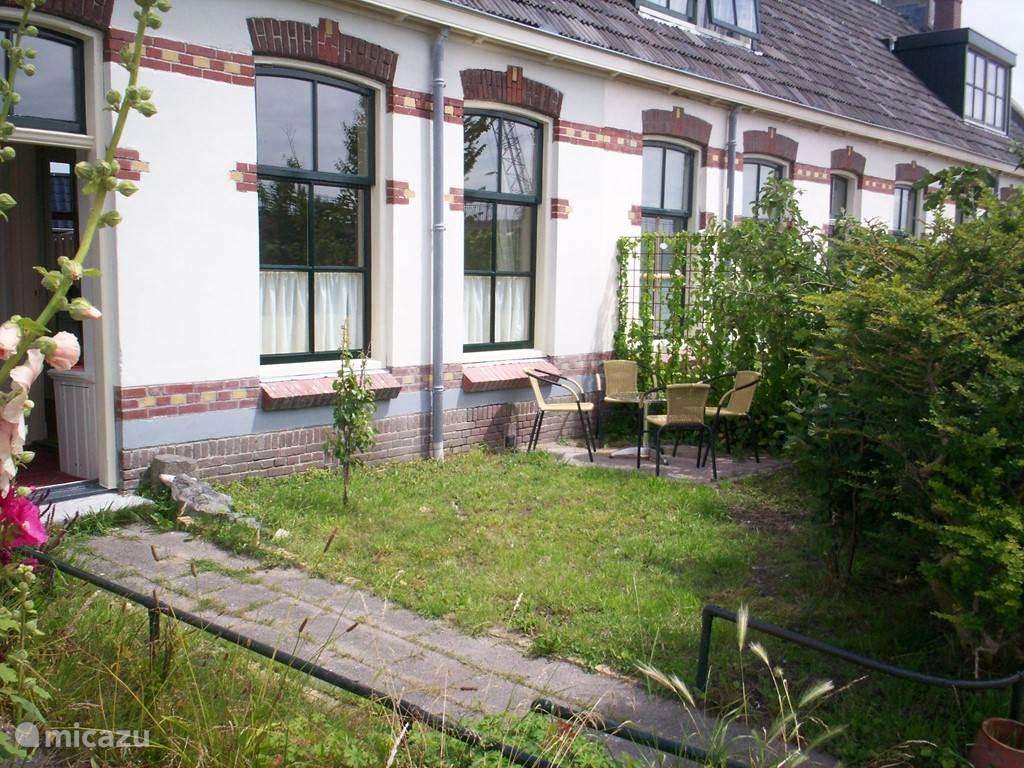 Vakantiehuis Nederland, Friesland, Harlingen stadswoning Havenhuis