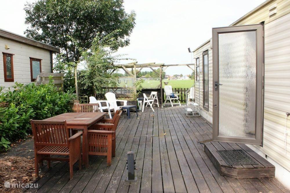 Vakantiehuis Nederland, Noord-Holland – stacaravan Vakantiehuis SARAH