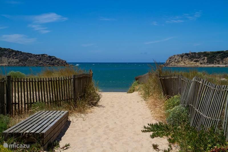 Vakantiehuis Portugal, Costa de Prata, Boa Vista Vakantiehuis Casa Entre Praias, guesthouse Tulipa