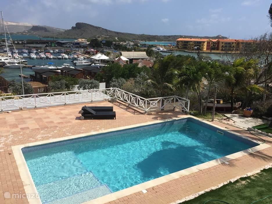 Vakantiehuis Curacao, Banda Ariba (oost), Jan Thiel villa Jan Thiel Ocean View Villa