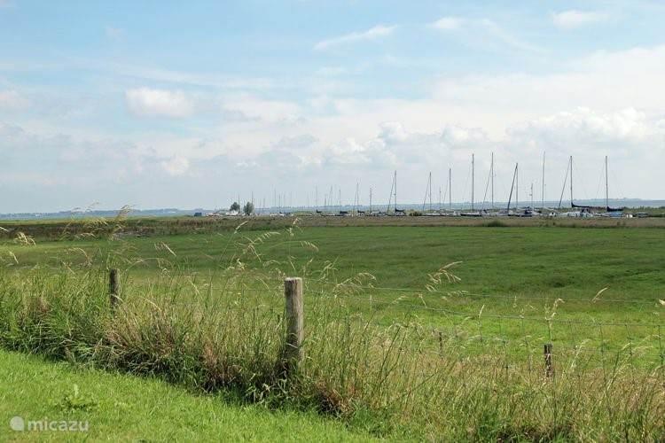 Haven van Schardam - 100 m van huis