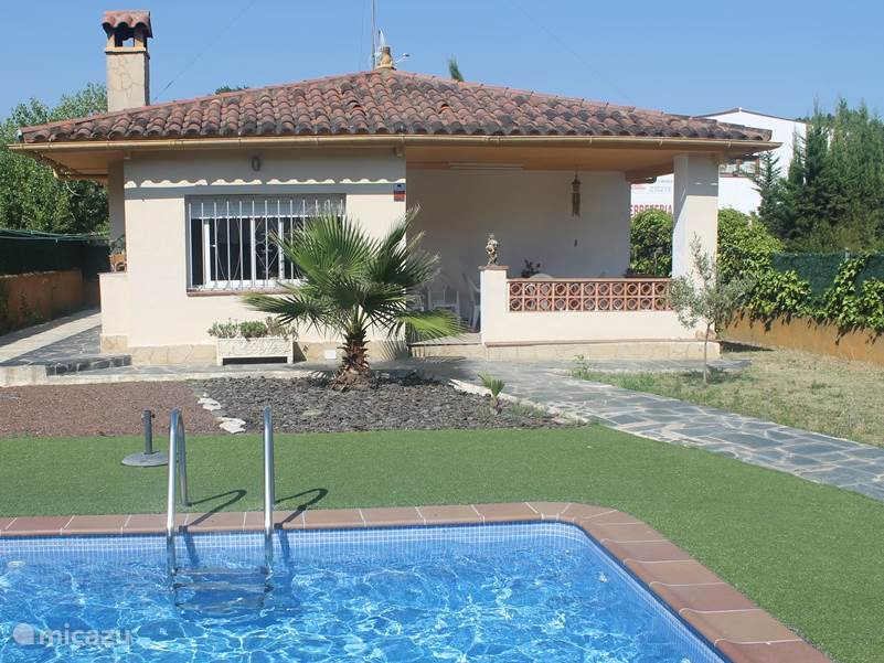Vakantiehuis Spanje, Costa Brava, Vidreres Vakantiehuis Casa Flor