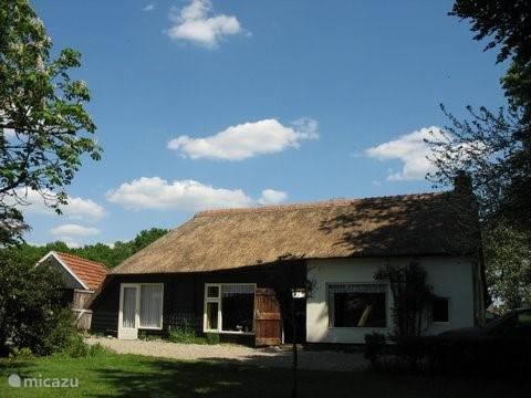 Vakantiehuis Nederland, Friesland, Steggerda Vakantiehuis Authenthiek Koloniehuisje