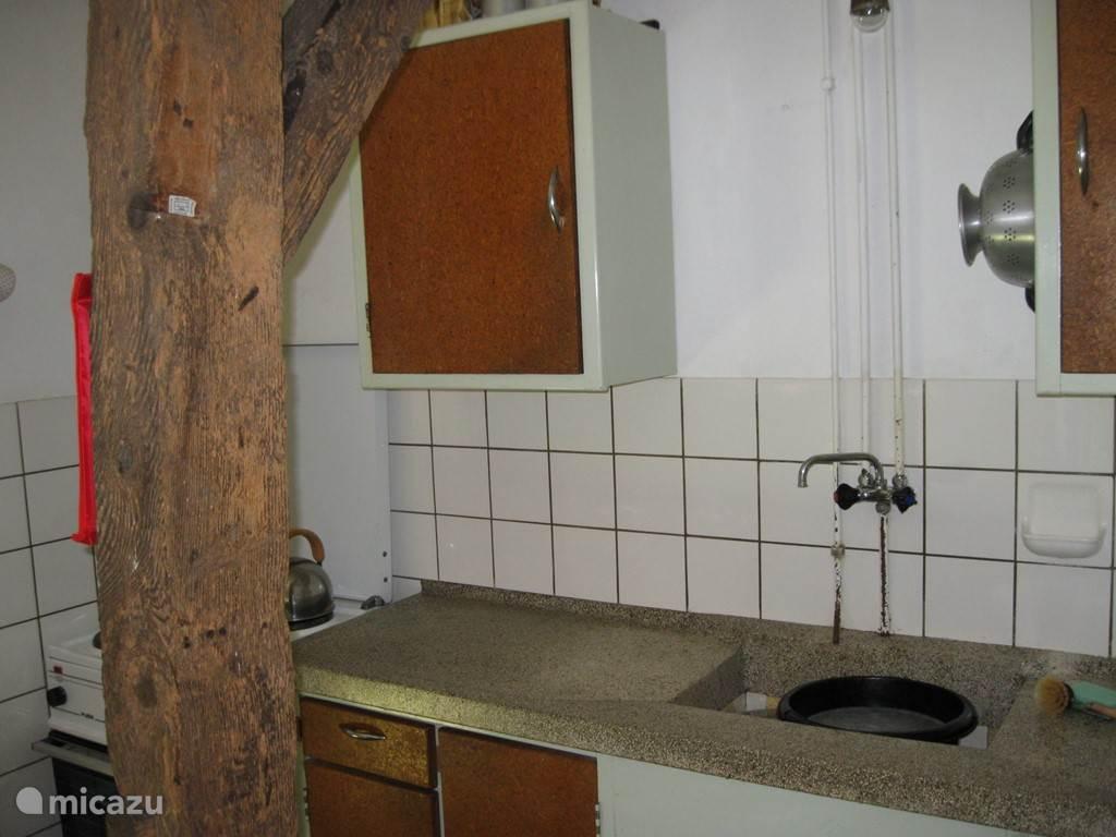 De keuken uit de jaren 50. G