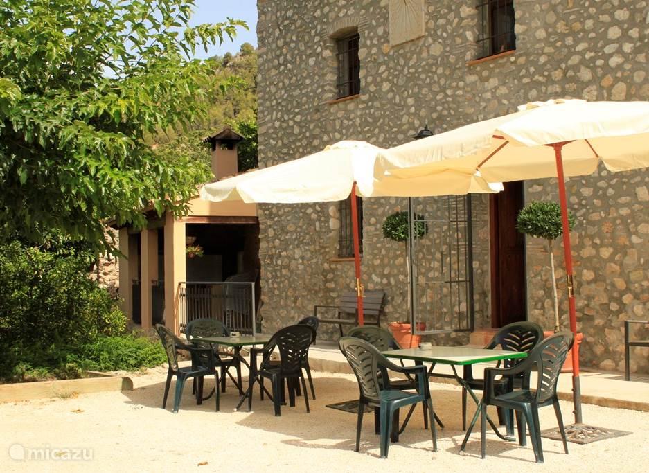 Vakantiehuis Spanje, Costa Blanca, Guadalest appartement Casa Mika el Molinet