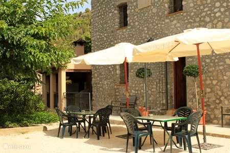 Vakantiehuis Spanje, Costa Blanca, Bolulla - appartement Casa Mika el Molinet