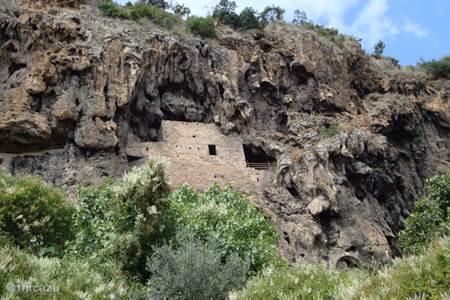 Grotten van Cotignac