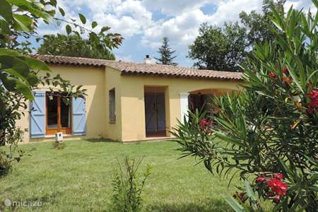 Vacation rental France, Var, Salernes villa Le Gaudran