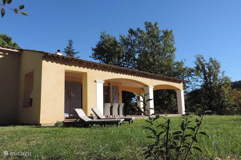 Vacation rental France, Var, Salernes Villa Le Gaudran