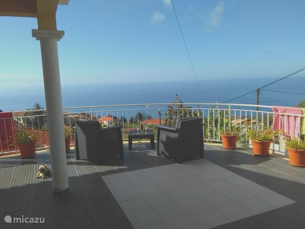 Vakantiehuis Portugal, Madeira, Calheta bed & breakfast Casa Jardin Bed en Breakfast