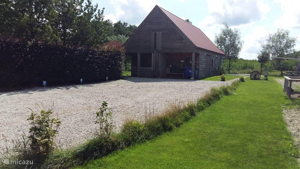 Groepsaccommodatie (min 8 - max 16 pers) Friesland