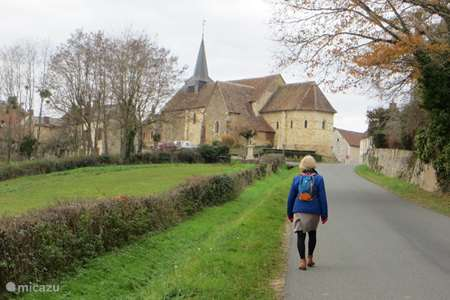 Vakantiehuis Frankrijk, Loire, Santranges vakantiehuis Le Petit Bonheur