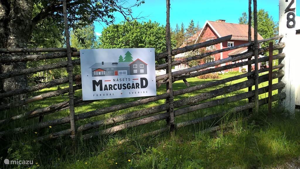 Vacation rental Sweden, Dalarna, Furudal holiday house Näsets Marcusgård - Holada