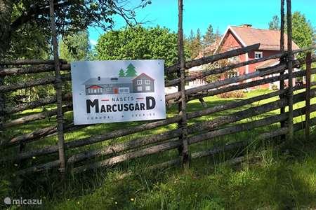 Vakantiehuis Zweden, Dalarna – vakantiehuis Näsets Marcusgård - Hölada