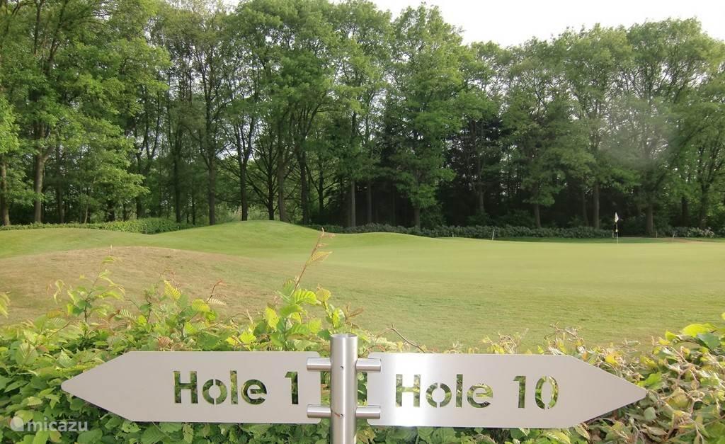 Grote golfbaan