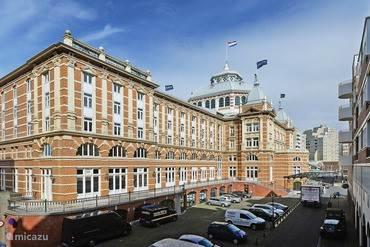Vakantiehuis Nederland, Zuid-Holland, Scheveningen Appartement Appartementencomplex Kurhaus