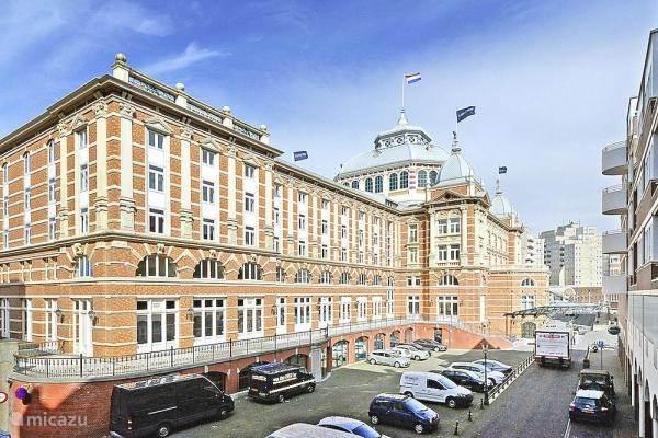 Vakantiehuis Nederland, Zuid-Holland, Scheveningen - appartement Kurhaus appartement Scheveningen