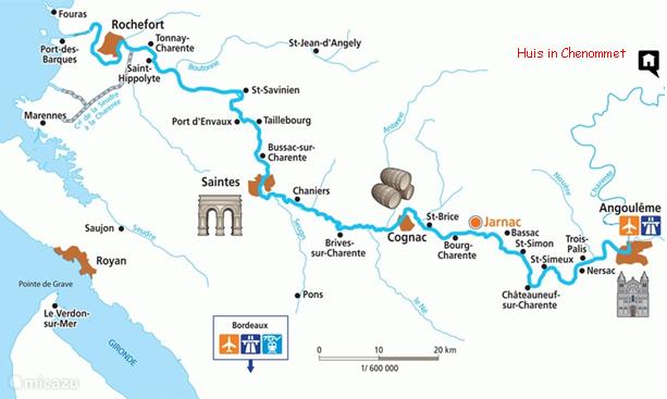 Charente (de streek)