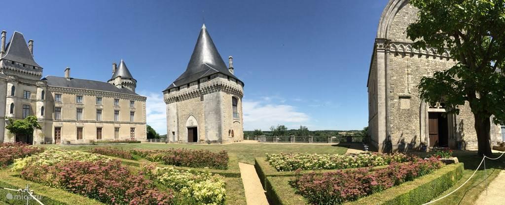 Chateau Verteuil-sur-Charente