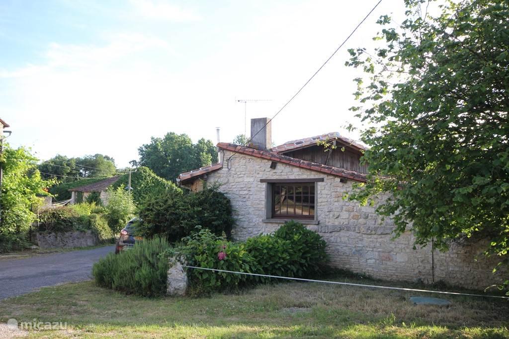 Vakantiehuis Frankrijk, Charente, Chenommet Vakantiehuis La Détente