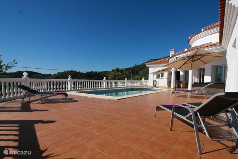 Vakantiehuis Spanje, Costa del Sol, Algarrobo Villa Villa El Cielo en la Tierra