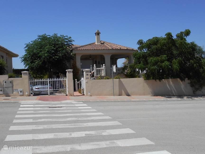 Vakantiehuis Spanje, Costa Blanca, Hondón de las Nieves - appartement Casa 16